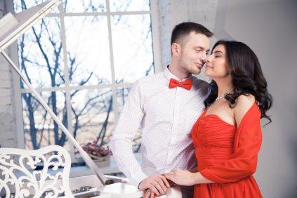 Фотосессия влюбленных Love Story Киев