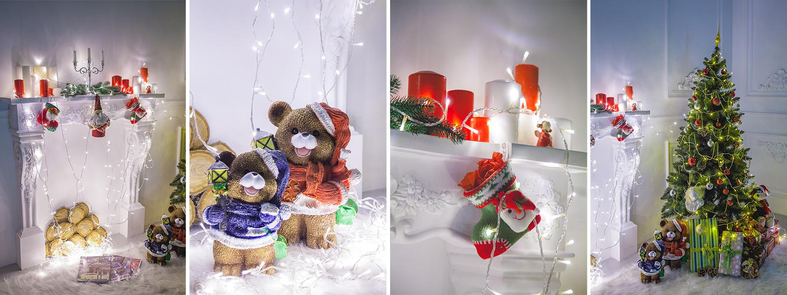 Локация для новогодней фотосессии от MartPhoto