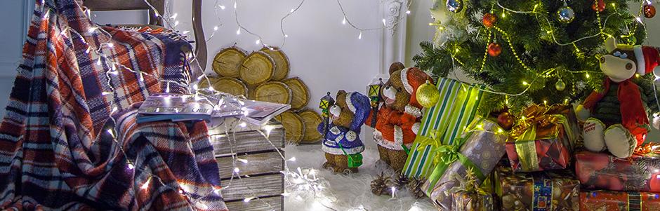 Идеи для новогодней фотосессии от MartPhoto
