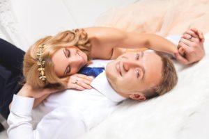 Свадебная фотосессия в студии Киев