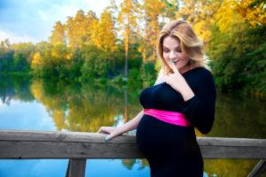 осенняя фотосессия для беременных киев