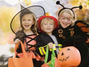 детская фотосессия хеллоуин