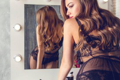Будуар (boudoir) фотосессия MartPhoto