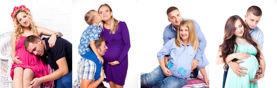 Фотосессия беременных: в ожидании чуда