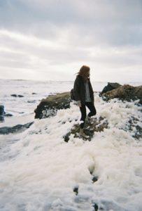 оригинальные идеи для зимней фотосессии