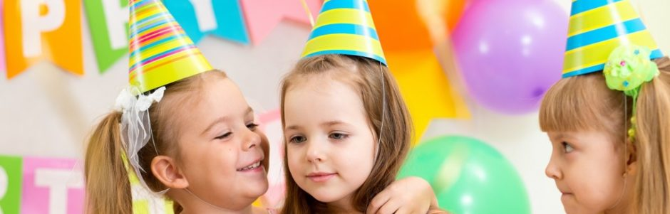 Детский праздник: фото в день рождения