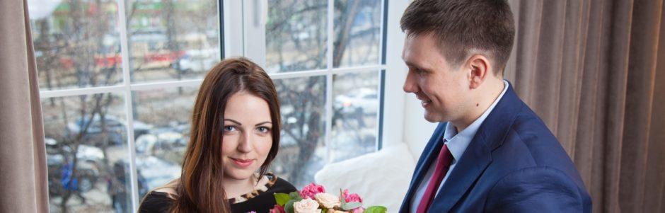 Утро жениха: фотосессия в день свадьбы